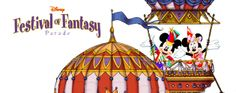 "The new parade ""Festival of Fantasy"" is coming to the Magic Kingdom in Spring of 2014!"