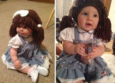 70 unique baby halloween costumes that inspire creative cuteness - Cabbage Patch Halloween Costume For Baby