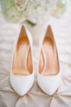 succulent wedding - brides of adelaide magazine - wedding shoes