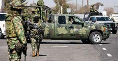 Arribarán 300 militares al estado para apoyar la seguridad - EL DEBATE