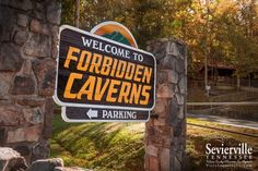 The Forbidden Caverns is one of America's most spectacular caverns. Come experience the greatest attraction UNDER the Smokies! #VisitSevierville