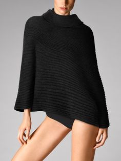 Wolford Angebote Cashwool Plaid - 7005 - M: Category: Apparel & Accessories > Clothing > Capes Item number: 96334.7005.M…%#Quickberater%