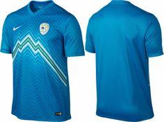 Slovenia 2014-15 Nike Away