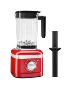 Frozen drinks are silky smooth, even when you're using tough ingredients, with this KitchenAid blender with Tamper. A powerful motor and special blade help crush thoroughly and blend completely. Kitchenaid Blender, Jar Design, King Comforter Sets, Queen Duvet, Bed In A Bag, Stand Mixer, Small Kitchen Appliances, Jar Lids, Eyeshadow Makeup