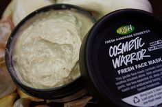 Review: Lush Catastrophe Cosmetic - Cosmetic Warrior Face Mask