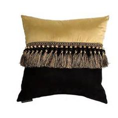 gold throw pillows with fringe - Yahoo Image Search Results