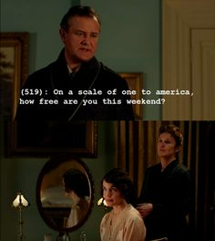 Telegrams from Downton
