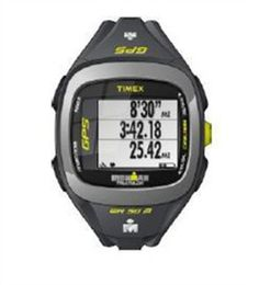 Timex Run Trainer 2.0 (Silver & Green) is a full feature GPS watch for runners who want to be free from repetitive loops, complicated mapping and over-planning.