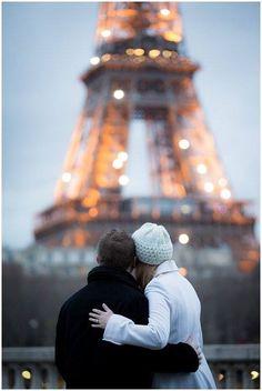 date nite in Paris