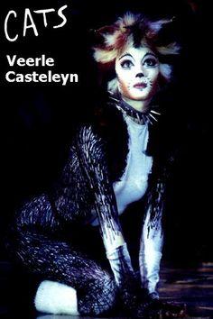 Jemima (Veerle Casteleyn) from CATS...perfect Halloween Costume !!