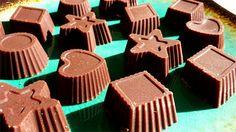 The Philosopher's Stone ~ Raw Chocolates