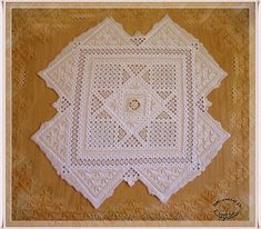 Hardanger Embroidery, Rugs, Home Decor, Farmhouse Rugs, Embroidery Stitches, Stars, Father, Decoration Home, Room Decor