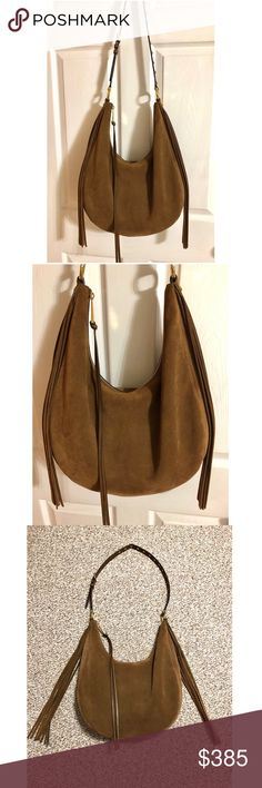 09fad4cfc90ad3 MICHAEL KORS large, slouchy, suede shoulder bag Brand new with no tag! Large