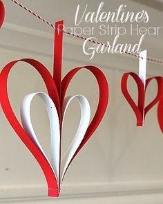 35 Valentine's Day DIY Craft Ideas for Kids  #valentinesday #craftideas