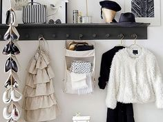 These 10 Closet Organizers Will Sort Your Whole Life Out Makeup Storage Closet, Best Closet Organization, Storage Organization, Storage Room, Storage Ideas, Smart Closet, Closet Bar, Closet Ideas, Pipe Closet