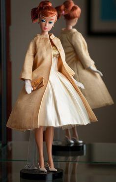 Barbie fashions, Titan Swirl Barbie, 1964 (Vintage Repro) by bridgetfleming