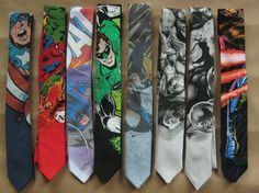 pick a tie to use