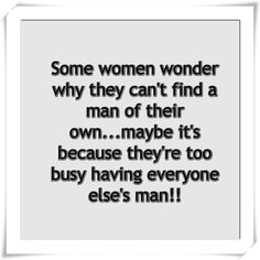 Sadly yes.  Be careful ladies, your man may be next.