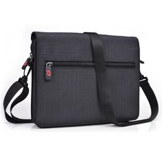 UNI-SEX CROSS BODY MESSENGER BAG IN BLACK PLAID- UNIVERSAL FIT FOR ClickN Kids 7 - Click image twice for more info - See a larger selection of kids messenger bag at http://kidsbackpackstore.com/product-category/kids-messenger-bags/ - kids, juniors, back to school, kids fashion ideas, school supplies, backpack, bag , teenagers,  boys, girls  gift ideas,school bag,