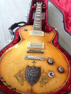 """Hi,Hereby a great opportunity to own a very unique guitar, sounds like a dream, amazing look and feel and features some fantastic hand made custom details, without a doubt this baby needs to be in your collection! ..The MRSP goes up to $ 10,500Direct from Leo Scala:"""" The Scala Guitars Spell serie..."""