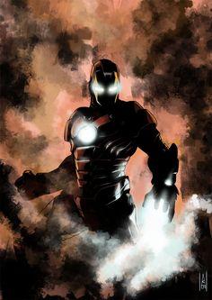 Iron Man - Alisson Borges de Costa