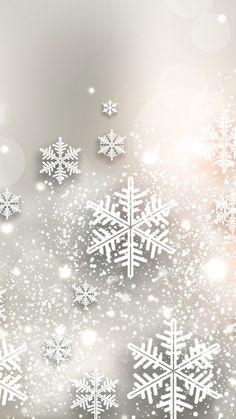 Christmas Snowflakes Winter Wallpaper Background snowflake,Christmas,winter,wallpaper,Literature and Wallpaper Natal, Snowflake Wallpaper, Christmas Phone Wallpaper, Wallpaper Free, Snowflake Background, Winter Background, Holiday Wallpaper, Christmas Background, Crystal Snowflakes
