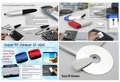 PC & Laptop cleaning utility gift items