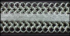 Welcome to CGMaille.com, the home of Phong's Chainmaille Tutorials, precision computer generated, free tutorials for chainmaille weaves and techniques.