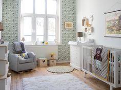 Chambre de bébé : 15 idées pour un garçon