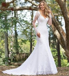 Sexy wedding gowns, Elegant wedding dress, Wedding dresses, Conservative wedding dress, Bridal dresses Bride dress - Check out the best seller with amazing prices on the biggest online stores ov - Slim Wedding Dresses, Formal Dresses For Weddings, Elegant Wedding Dress, Cheap Wedding Dress, Bridal Dresses, Wedding Gowns, Formal Wedding, Conservative Wedding Dress, Making A Wedding Dress