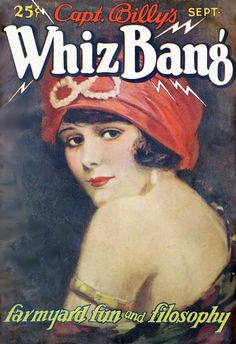Capt. Billy's Whiz Bang 1925 (unknown Illustrator)