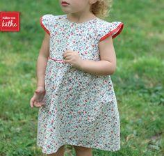 Schnitt Lillian als Kleid von Mariele