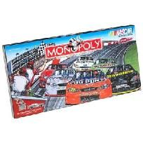 NASCAR Monopoly Collector's Edition **SEALED**......FREE SHIPPING