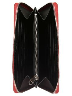 GIVENCHY Givenchy Iconic Print Zip Around Wallet. #givenchy #
