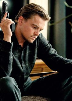 Inception (Leo's grown up to be a fine specimen of a man)