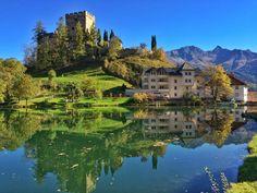 Des Kaisers Lust auf frische Fische - #myinnsbruck Innsbruck, Kaiser Maximilian, Seen, River, Mansions, House Styles, Outdoor, Women Room, Brown Trout