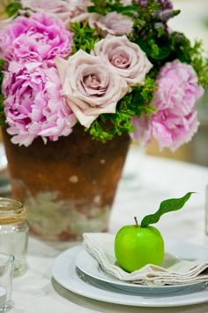 Simple Wedding Table Centerpiece Decoration Perfect For A Summer New Covent