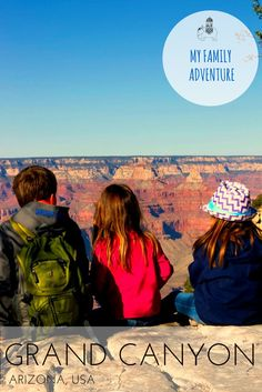 Tips for exploring The Grand Canyon & Sedona with Kids.