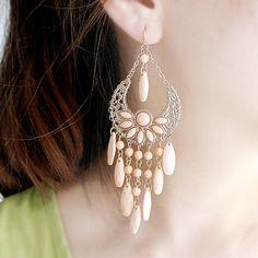 Party Drop Dangler Earrings