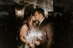 A sweet capture of this bride and groom as they exited their party. Such a romantic photo and a wonderful way to conclude a beautiful evening. | Villa Siena | Kylee Patterson Photography | #Villasiena #weddingvenue #gilbertarizona #arizonaweddings #arizonaweddingvenue #sparklers #weddingsparklers #sparklerphoto #brideandgroom Photography Ideas, Wedding Photography, Romantic Photos, Wedding Sparklers, Arizona Wedding, Siena, Wedding Events, Groom, In This Moment