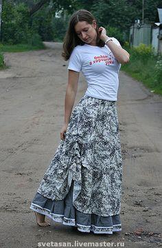 Space boho - Oh, those skirts!