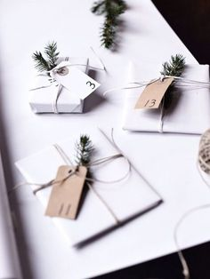 little Advent gifts