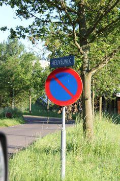 Heuvelweg Spaarnwoude.