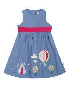 Frugi Girls Twirly Summer Dress