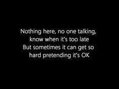 Little Mix - Pretend It's OK Lyrics ♥