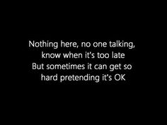 Little Mix - Pretend It's OK Lyrics ♥
