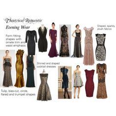 Theatrical Romantic Dresses