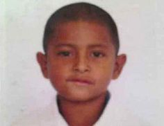 """Christopher Raymundo Marquez, 6, was tortured and killed in a game of """"kidnap"""" by a group of older children ages 12 to 15, according to Mexican media."""