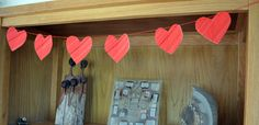 Machine-Stitched Fabric Heart Garland   Sew Mama Sew   Outstanding sewing, quilting, and needlework tutorials since 2005.