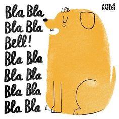 Apfelhase illustration #100dayproject #100daysofweirddogs Weird dogs, dog, Hund, Hunde, komisch, Illustration, drawing, character illustration, Labrador, Lablador, Wortwitz, blah
